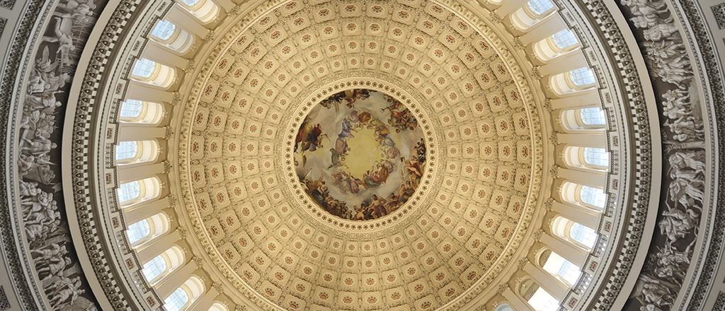 Dome in Capital